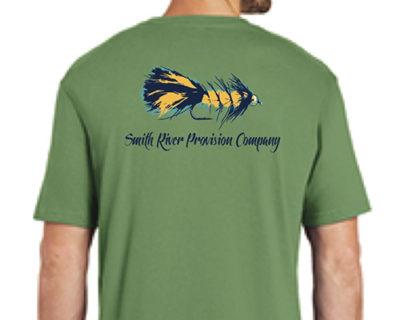 SRPCO Wooly Bugger T-Shirt Back