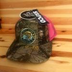 SRPCO Women's Pink Camo Hat