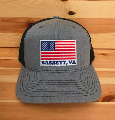 SRPCO Basset Gray Hat