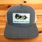 SRPCO_Gray_WoolyBugger_Hat