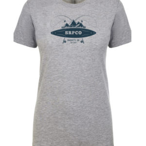 Women's Heather Gray Crew Neck